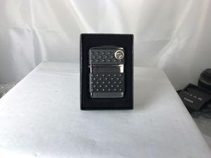 Zippo Black Zip Guard Windproof Lighter, Brushed Chrome #200ZP for Sale in Lutz, FL