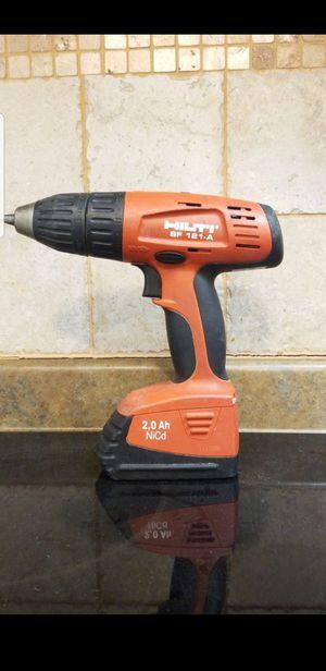 Hilti Drill SF 121-A for Sale in Chicago, IL