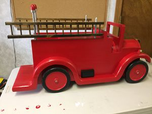Mailbox Old style fire truck for Sale in Naugatuck, CT