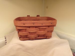 Longaberger basket for Sale in Danville, GA
