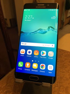 Galaxy S6 edge plus unlocked T-Mobile MetroPCS Verizon for Sale in Whittier, CA