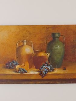Bodegon. Gicle On Canvas. Gicle Sobre Lienzo. for Sale in Miami,  FL