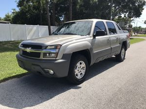 CHEVY AVALANCHE Z71 5.3l V8 for Sale in St.Petersburg, FL