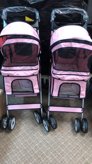 Dog strollers - various colors for Sale in Rock Hill, SC