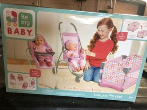 Be my baby 4-in-1 swing high chair for Sale in Rancho Dominguez, CA