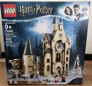 LEGO Harry Potter Hogwarts Clock Tower Toy (75948) for Sale in Nashville, TN