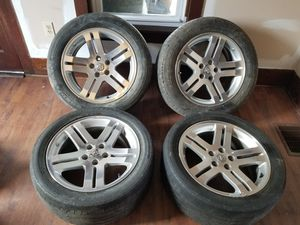 "18"" Dodge Ram Aluminum Rims set of 4 for Sale in Muncy, PA"