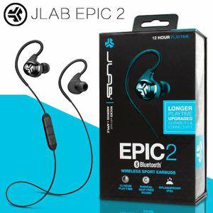 JLab Epic Wireless Sport Earbuds for Sale in Indian Rocks Beach, FL