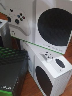 Xbox Series s&x For Sale for Sale in St. Louis,  MO