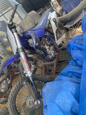 2005 Yamaha yz250f for Sale in Hanford, CA