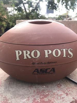Football Crock Pot! for Sale in Fresno, CA