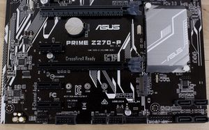 ASUS PRIME Z270-P Motherboard for Sale in Amarillo, TX