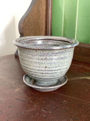 Ceramic plant holder or planter for Sale in Seattle, WA