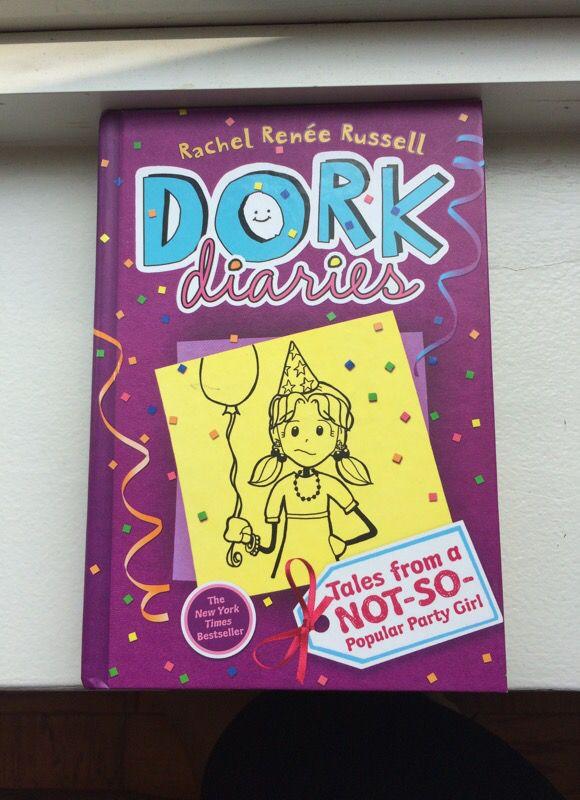 Dork Diaries Book 2