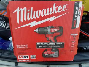 Milwaukee brand new in box never opened for Sale in Las Vegas, NV
