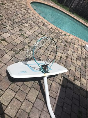 Basketball hoop for pool for Sale in Pompano Beach, FL