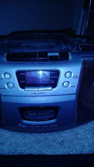 CD / tape radio for Sale in Las Vegas, NV