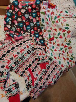 Girl's Christmas Pajamas for Sale in Ocoee, FL