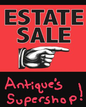 Antique Estate Sale Today - Sunday for Sale in Berwyn, IL