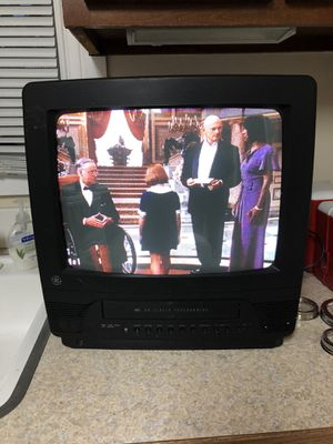 Vintage VHS tv combo - mint condition for Sale in Spokane Valley, WA