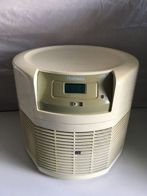 Holmes HAP8756 HEPA Air Purifier Like New HEPA Filters for Sale in Spring Valley, CA