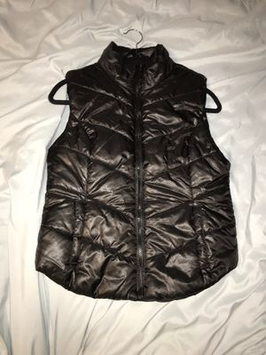 Aeropostale Black Puffer Vest for Sale in Bethesda, MD