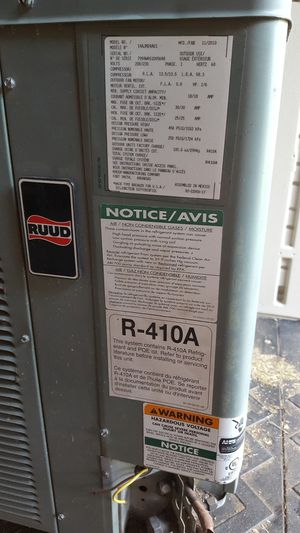 2 Ton AC condenser and evaporator R410a for Sale in Spring, TX