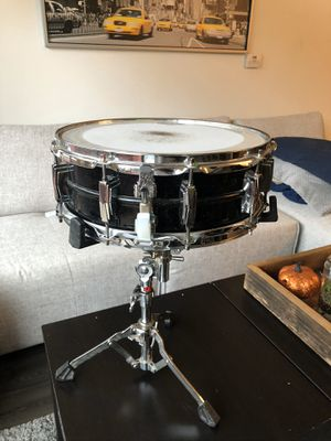 1960's Ludwig Black Beauty snare drum for Sale in Atlanta, GA