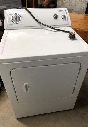 Whirlpool electric dryer for Sale in Aurora, CO