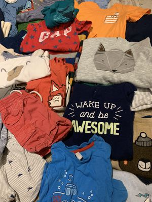 Clothes for boy from 9 to 12 months for Sale in Bethesda, MD