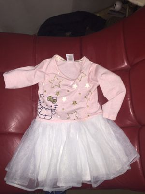 Hello kitty dress for kids /toddler for Sale in Morrow, GA