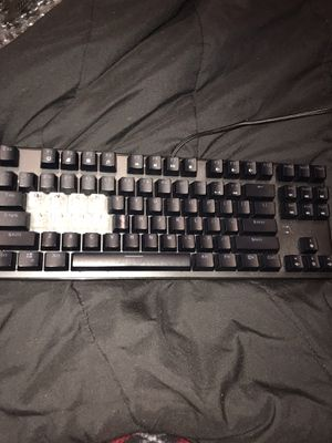Gaming keyboard TKL for Sale in Colonial Heights, VA
