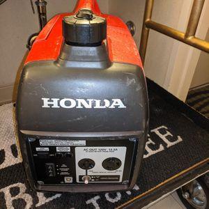 Honda Eu2000i for Sale in Santa Ana, CA