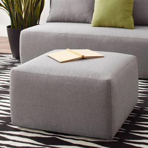 Brand New Contemporary Console Accent Table Ottoman/ Foot Rest for Sale in Dunwoody, GA