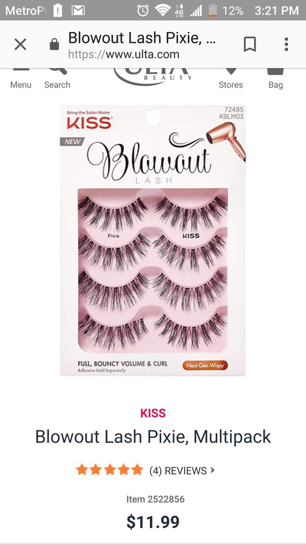 ce34e463a4d KISS BLOWOUT LASHES for Sale in Los Angeles, CA - OfferUp