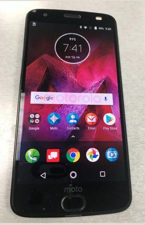 "Like New Verizon Unlocked Black Motorola Moto Z2 Force 64gb 4g LTE 5.5"" for Sale in Lexington, KY"