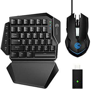 GameSir VX Aimswitch Keyboard and Mouse Adapter for PS4/ Xbox One/Nintendo Switch/ PS3 Wireless Converter Game Console for Sale in Chino Hills, CA