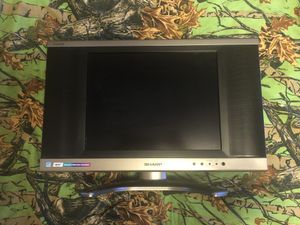 Sharp Aquos LC-15B9U-SM Enhanced Definition Television for Sale in Bay City, MI