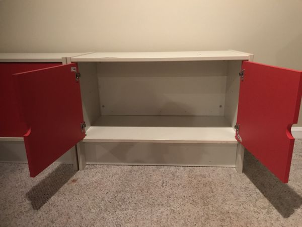 Cabinets, IKEA (Set of two)