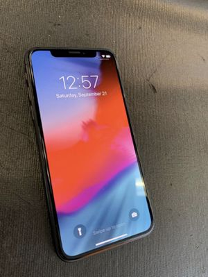 IPhone XS Max for Sale in Sioux City, IA