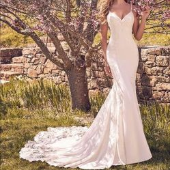 Lizzie Wedding Dress (Morilee Signature) for Sale in Lincoln,  NE