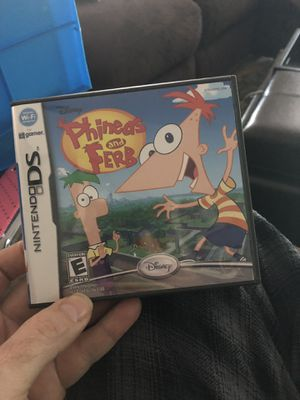 Nintendo DS Phineas and Ferb for Sale in Snohomish, WA