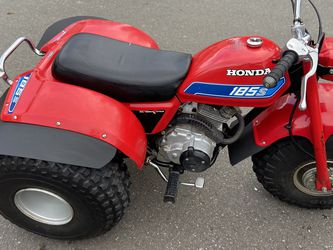 1982 Honda Atc 185s for Sale in University Place,  WA