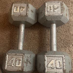 40 Pound Weights for Sale in Tucson, AZ
