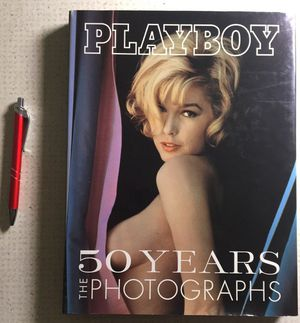 Playboy 50 Years Of Photographs (MINT CONDITION) for Sale in Manassas, VA