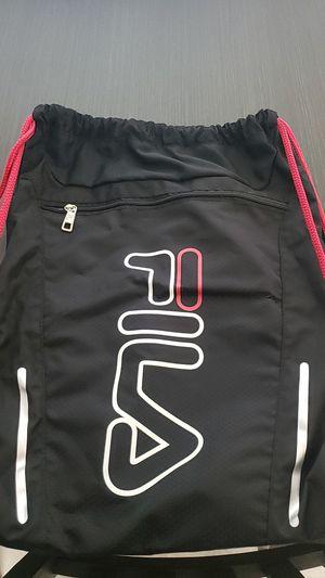FILA Drawstring Bag for Sale in Riverside, CA