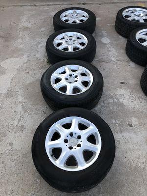 Mercedes wheels for Sale in Tijeras, NM