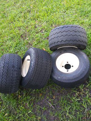 Golf cart tires for Sale in Auburndale, FL