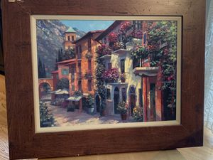 Spain Painting. Signed for Sale in Centreville, VA