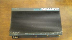 SOUNDSTREAM 6 channel amp for Sale in Santa Ana, CA
